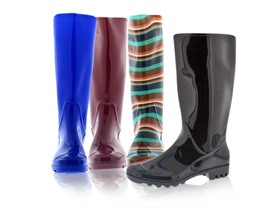 Shoes of Soul Women's Rainboots - 6 Colors