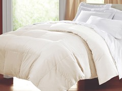 Egyptian Cotton Down Alternative Comforter - Ivory