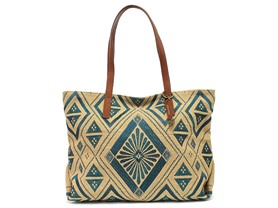 Lucky Brand Maya Top Zip Tote Bag