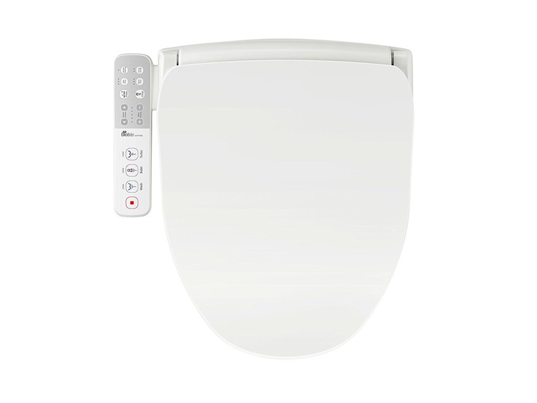 BioBidet Slim ONE Bidet Toilet Seat