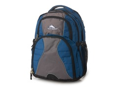 High Sierra Swerve Backpack - Navy Grey
