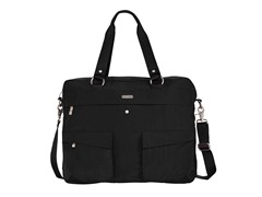 Baggallini Executive Satchel, Black
