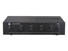 100 Watt Power Amplifier w/ 25 & 70 Volt Output