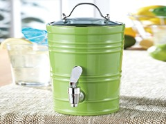 American Atelier Beverage Dispenser - Green
