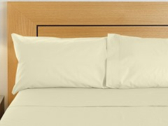 800TC Sheet Set - Ivory - Queen