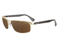 Police Men's Polarized Sunglasses