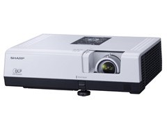 Sharp 2700 Lumen 3D-Ready XGA DLP Projector