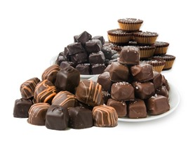 Candy Basket Fall Chocolate Assortments