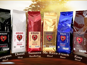 Mr Kicco Coffee 6-Pack Sampler