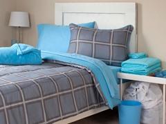 Venice 26pc Reversible Dorm Set-Full