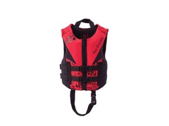 Child Flex-Back Watersport Vest - Red