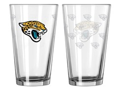 Jaguars Pint Glass 2-Pack