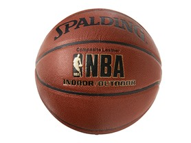 "Spalding 29.5"" Indoor/Outdoor Basketball"