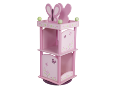 Sugar Plum Bookcase
