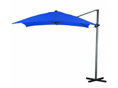 8-Foot Cantilever Umbrella, Pacific Blue