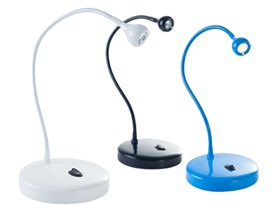 LED Goose Neck Desk Lamp (3 Colors)