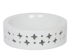 Blanca Porcelain Pet Bowl