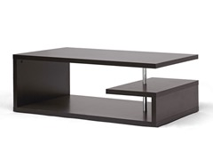 Lindy Dark Coffee Table