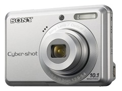 Sony 10MP Digital Camera with 3x Optical
