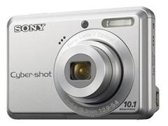 Sony 10MP Digital Camera with 3x Optical
