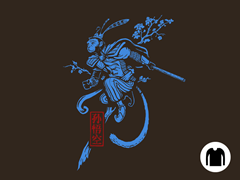 Sun Wukong LS Tee