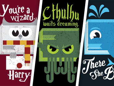 JRBERGER Spotlight: Book Shirts for Literacy Month