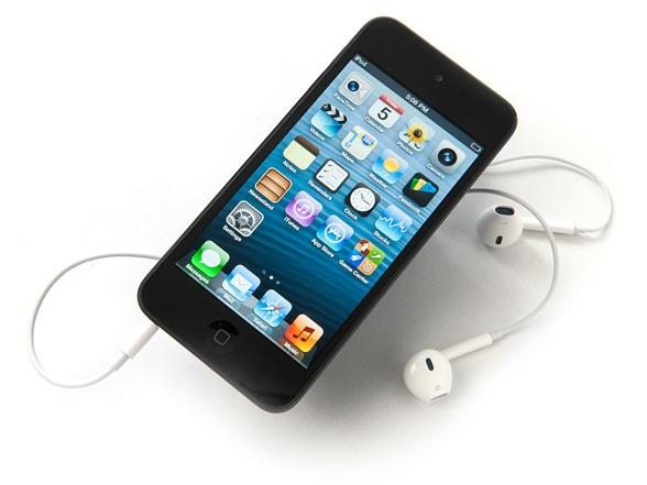 32GB iPod touch (5th Gen) Black - Woot