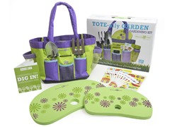 Mommy&Me TOTE-ally Garden Kit
