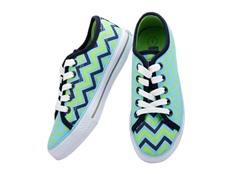 Groovy Zigzag Lace-up (Youth)