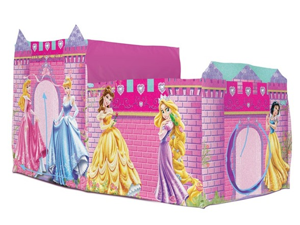 Disney Princess 2 In 1 Bed Topper Amp Tent Kids Amp Toys