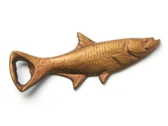 Fish Tale Bottle Opener - Tarpon