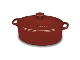 Cuisinart Cast Iron 5.5 Quart Casserole