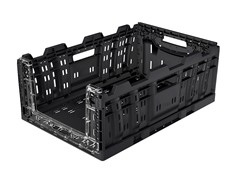 Collapsible X-Large Crate w/ Cut-out