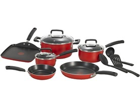 T-fal Signature 12pc Cookware Set