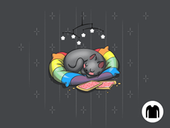 Nyan's Dream Long-Sleeve Tee
