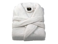 Boston Robe-Cream-Small/Medium