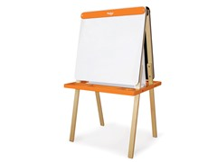 Orange Little Ones Art Easel