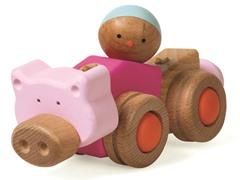 Click n Play - Piggy Car