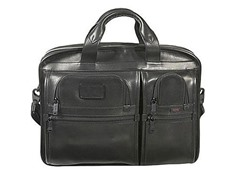 Tumi Alpha T-Pass Med Screen Laptop Slim Brief