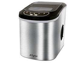 Keyton 26 lb. Stainless Portable Ice Maker