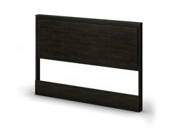 Gravity Queen Headboard Ebony