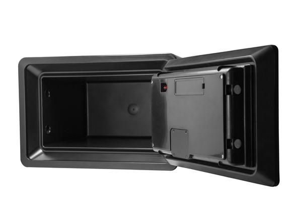 barska digital portable keypad lock box. Black Bedroom Furniture Sets. Home Design Ideas