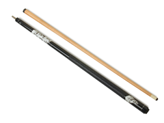 McDermott GM07 White Skull Pool Cue