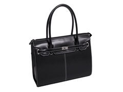 Francesca Faux Leather Business Tote