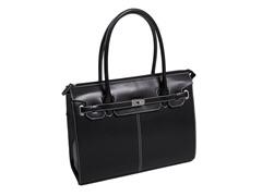 Francesca Faux Leather Business Tote