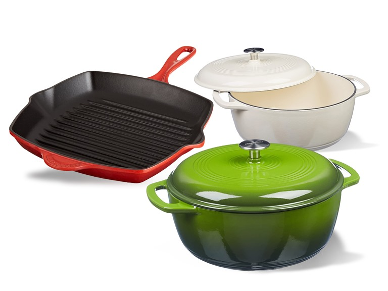 Cast Iron Kitchen Favorites