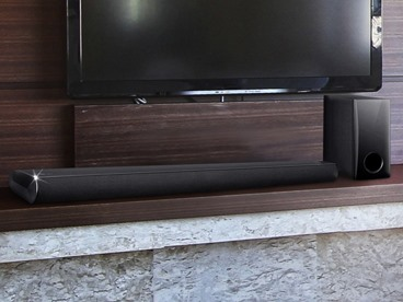 LG Bluetooth Soundbar w/Subwoofer