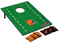 Cleveland Browns Tailgate Toss Game