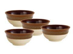 """Paula Deen 6"""" Bowls - 4"""