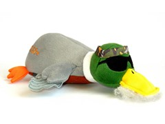 Duck Dynasty Duck- Phil- Large
